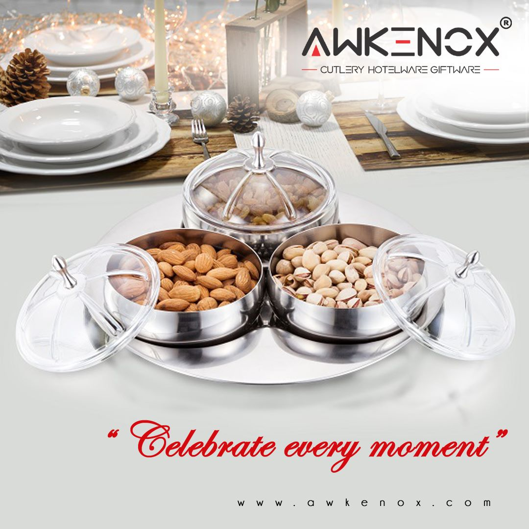 Stainless Steel Hotelware Manufacturers in India